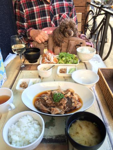☆ 二子玉川の和食屋さんでランチ ☆の画像