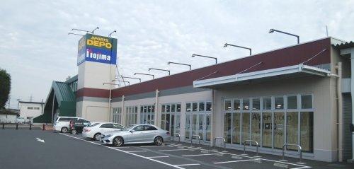 スポーツデポ入間下藤沢店まで、約629m