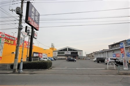 無添 くら寿司 狭山台店まで、約673m