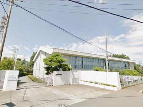 東金子中学校まで、約479m