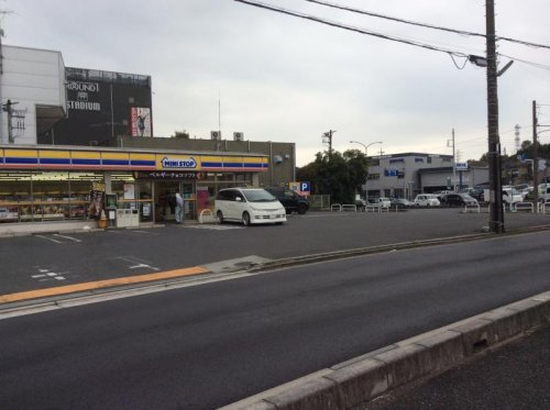 ミニストップ 入間小谷田まで、約708m