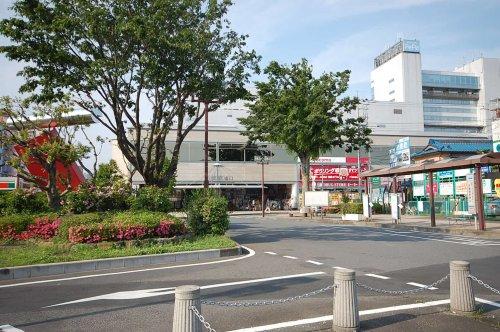 飯能駅まで、約1907m