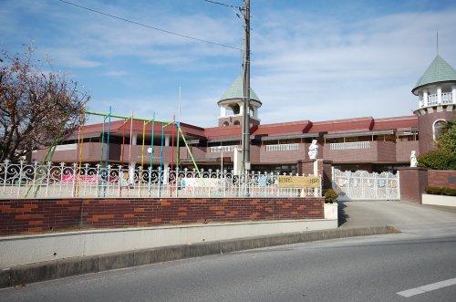 元加治幼稚園まで、約1490m