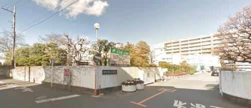 所沢緑ヶ丘病院まで、約1528m
