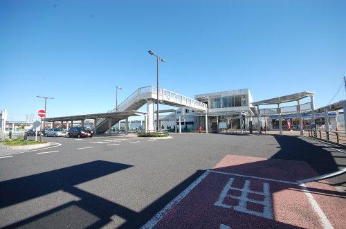 武蔵藤沢駅まで、約470m