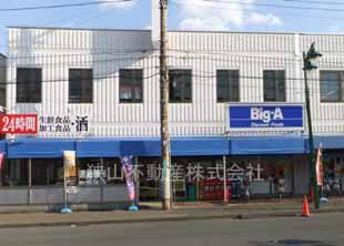 ビッグ・エー狭山狭山台店まで、約243m