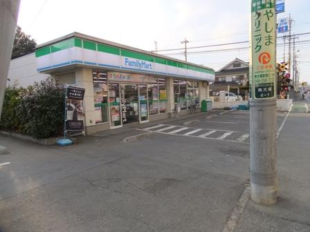 ファミリーマート 水村南大塚東店まで、約708m