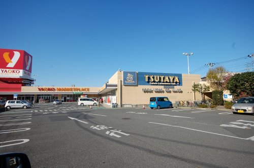 TSUTAYA 入間仏子店まで、約1213m