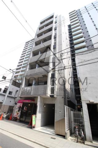内外装コンクリート打ち放しのおしゃれなデザイナーズマンション♡  SOHOも可能です!!