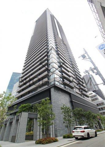 地上43階建てタワーマンションの16階部分! 北浜駅直結です!!!