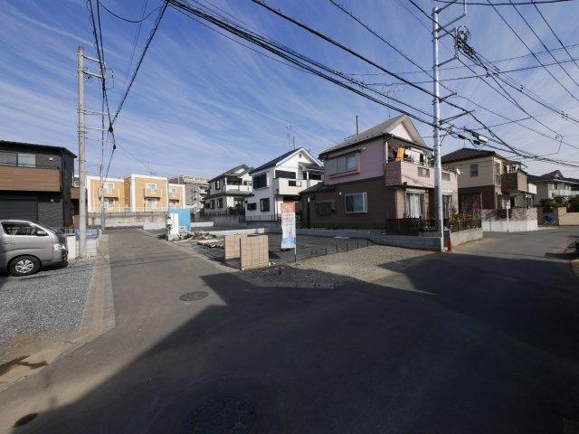 【売主】Eco-Green KOTESASHI・2 建築条件付土地