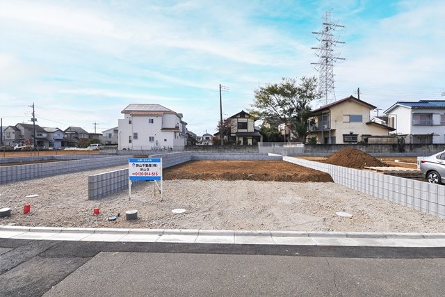 狭山市北入曽 新築分譲住宅全12棟 9号棟