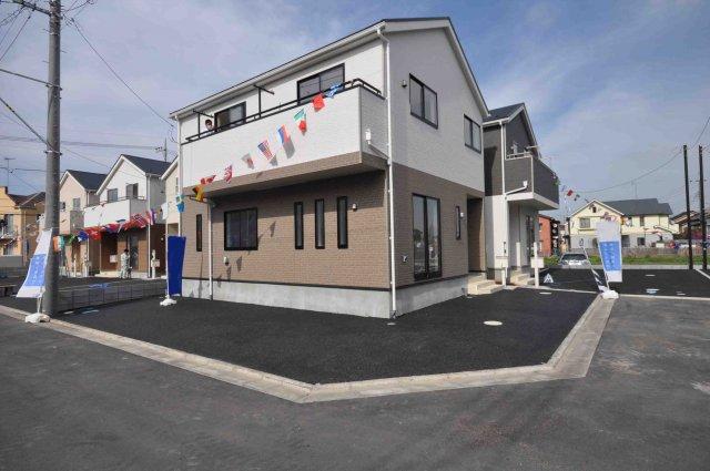 狭山市北入曽 新築分譲住宅全13棟 4号棟