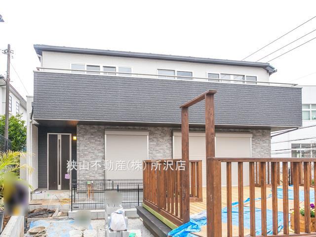 埼玉県所沢市金山町