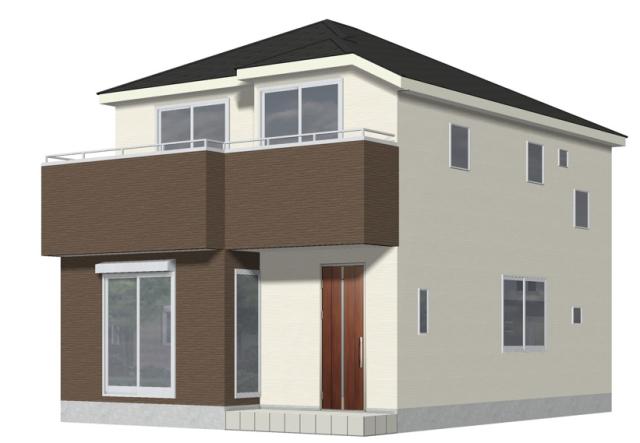 狭山市北入曽 新築分譲住宅全12棟 10号棟
