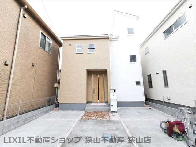 狭山市鵜ノ木 新築分譲住宅 全4棟 4号棟