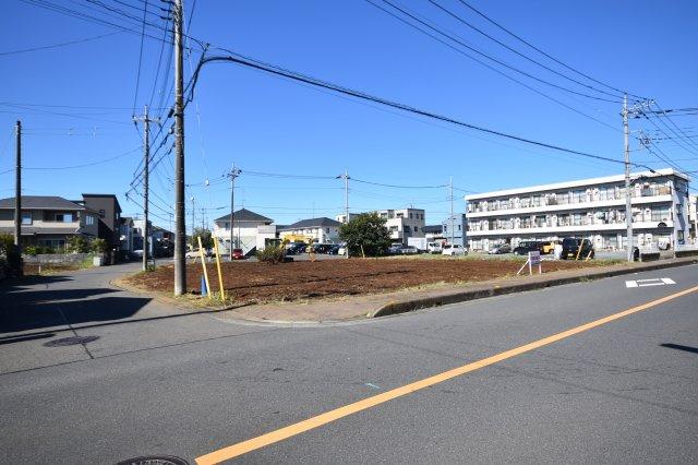 武蔵藤沢駅前区画整理の換地エリア 駅前環境がある道路もゆとりで平坦地 ブリエガーデン下藤沢4丁目第1 7区画