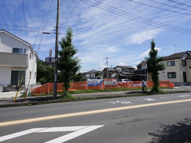 SAN+で建てる分譲地 「新所沢」駅利用 所沢市中新井5丁目