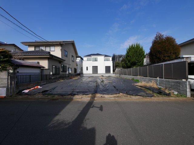 売地 所沢市喜多町「航空公園」駅4分 63坪