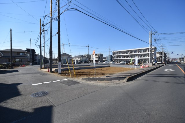 武蔵藤沢駅前区画整理の換地エリア 駅前環境がある道路もゆとりで平坦地 ブリエガーデン下藤沢4丁目第1 1区画