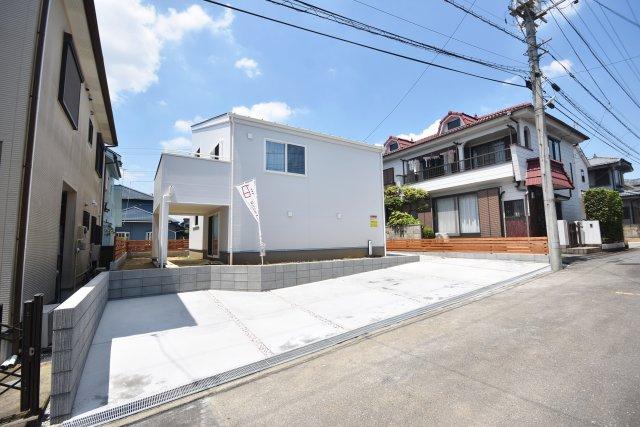 入間市小谷田 新築住宅