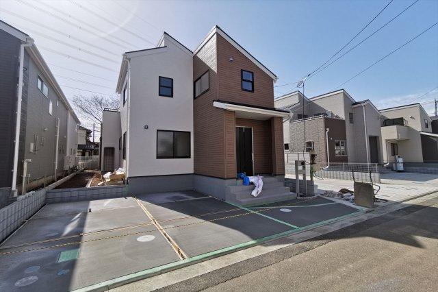 狭山市北入曽 新築分譲住宅全12棟 8号棟