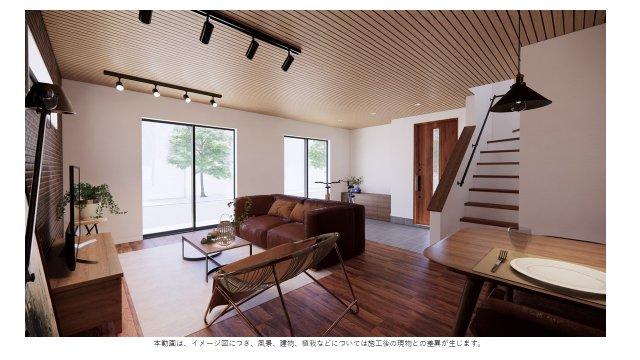 SAN+で建てる分譲地 「新所沢」駅徒歩10分 緑町3丁目第1