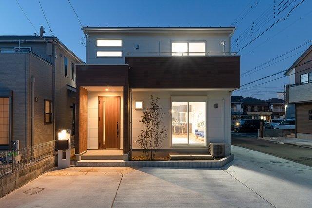 富士見2丁目 第8 SAN+新築分譲住宅