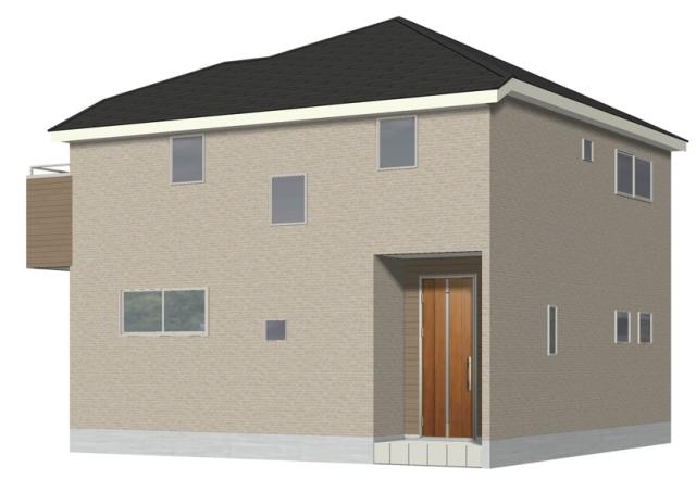 狭山市北入曽 新築分譲住宅全12棟 11号棟