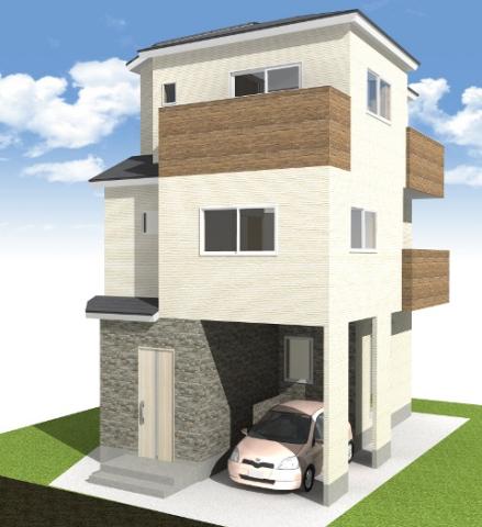 狭山市中央4丁目 新築分譲住宅