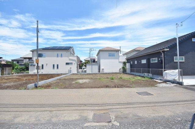 バランスよい周辺環境の武蔵藤沢駅エリアに整形地50坪に新居を建築 ブリエガーデン東町5丁目第3 2区画