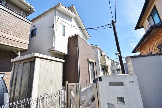 入間市下藤沢 中古住宅