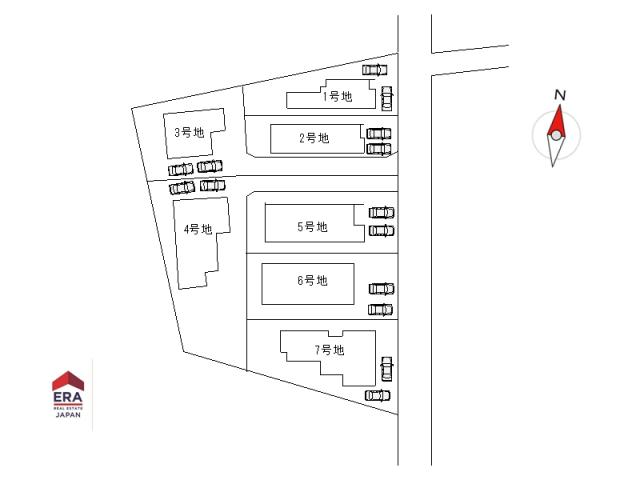 間取り/土地図