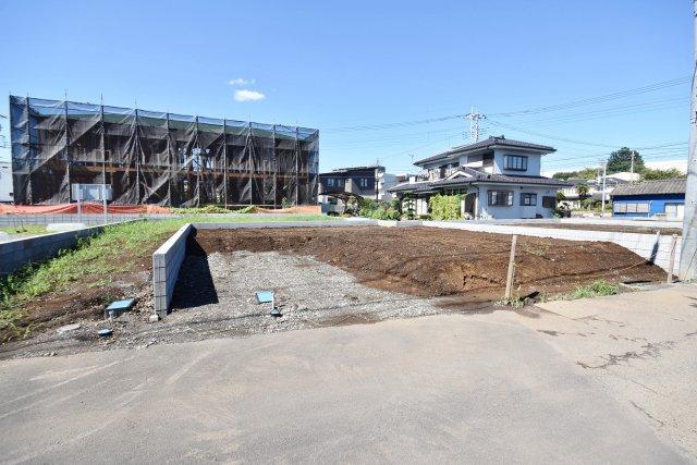 武蔵藤沢駅エリア 南側隣地通路で角地感覚 ブリエガーデン下藤沢第21 3区画