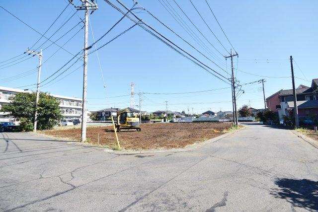 武蔵藤沢駅前区画整理の換地エリア 駅前環境がある道路もゆとりで平坦地 ブリエガーデン下藤沢4丁目第1 6区画