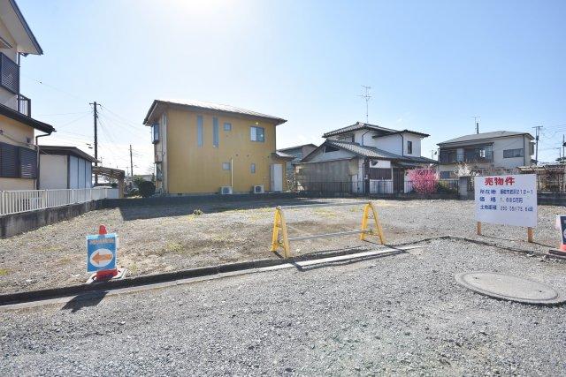 飯能市岩沢 建築条件無し売地