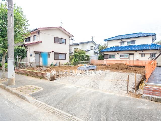 埼玉県所沢市大字北岩岡